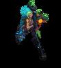 Jinx Odyssee-Jinx (Aquamarin) M