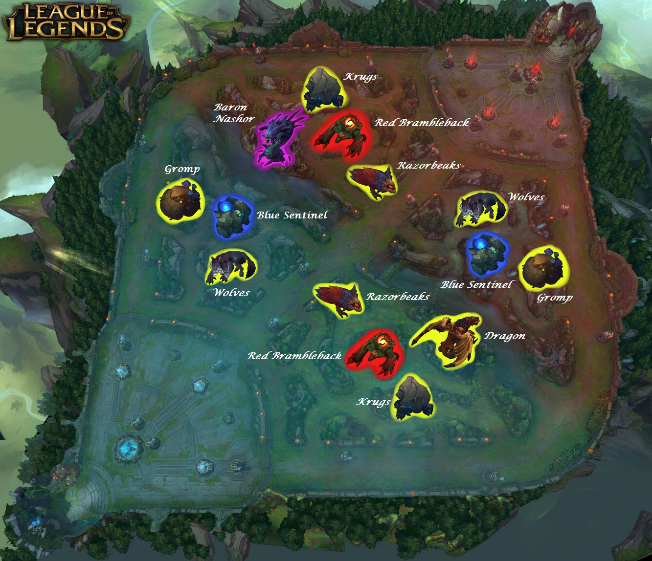 UPDATED HECARIM GUIDE - How to Play Hecarim Jungle in Season 7 ...