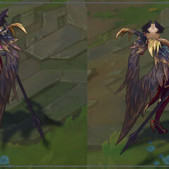 Coven LeBlanc Model 6 (by Riot Artist <a href=