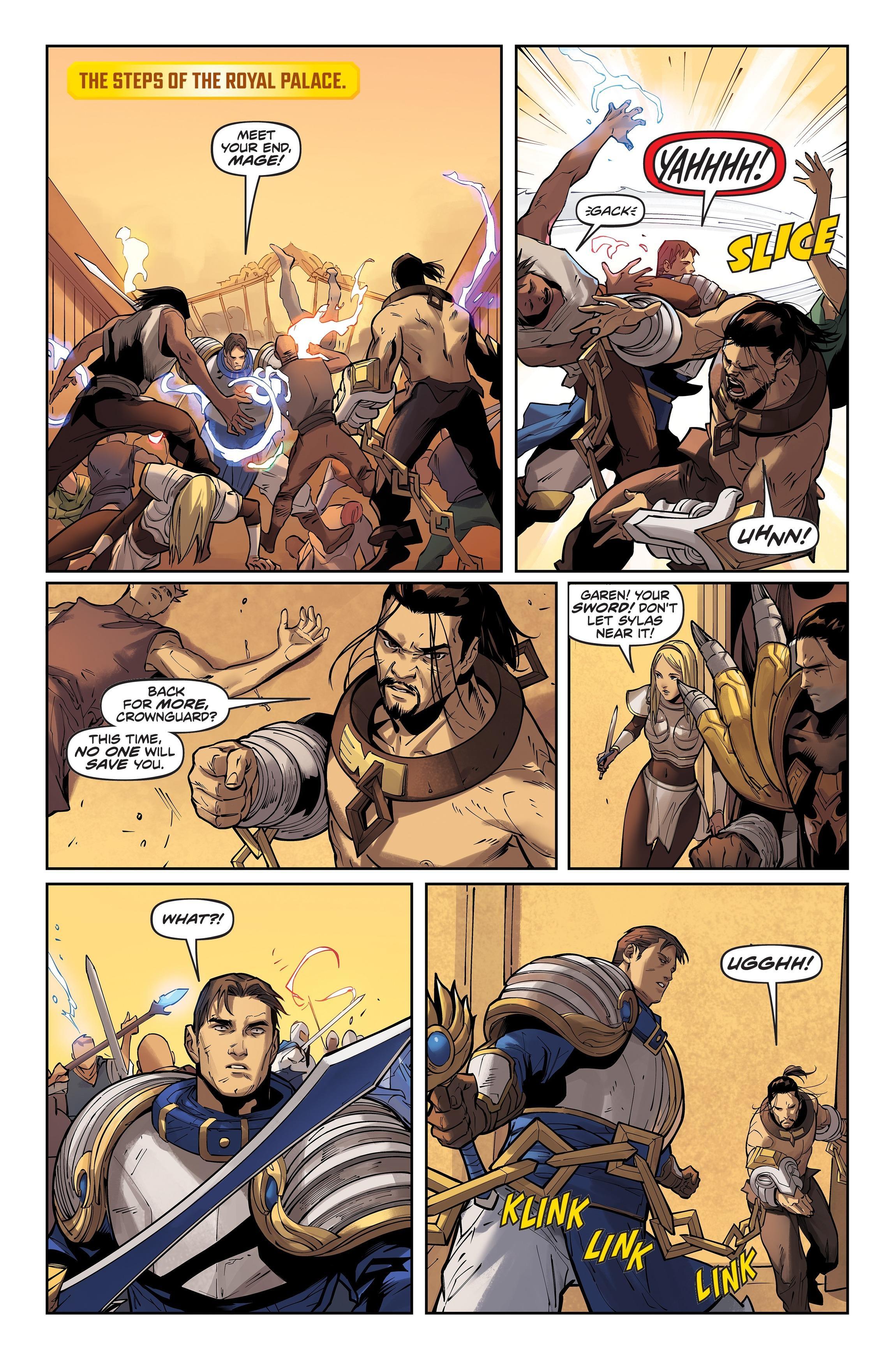 Lux Comic 5 pr02