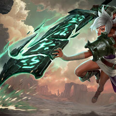 Riven Splash Update Concept (by Riot Artist <a href=