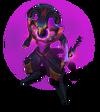 Shaco DarkStar (Obsidian)