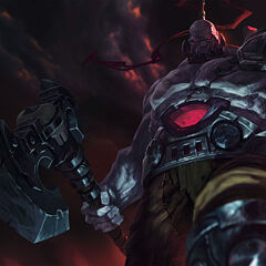 Sion Update Splash Concept 7 (by Riot Artist <a href=