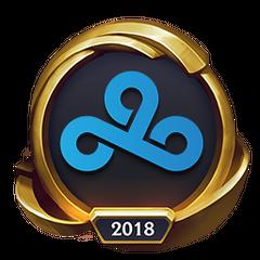 Mistrzostwa 2018 – Złote C9