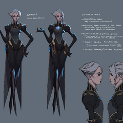 Camille Concept 5 (by Riot Artist <a href=