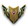 Champion Mastery Level 5 Flair