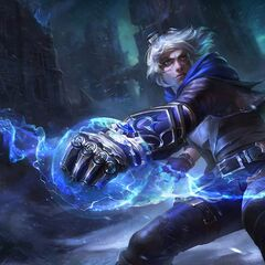 4th Frosted Ezreal