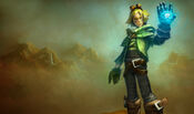 Ezreal NottinghamSkin old