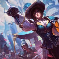 Royal Guard Fiora