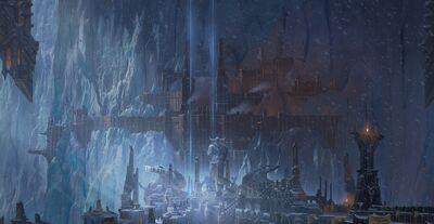 Freljord Frostguard Citadel 3