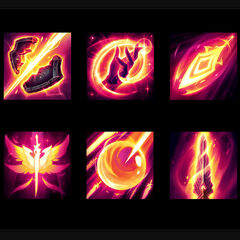 Kayle Update Icon Concept (by Riot Artist <strong class=