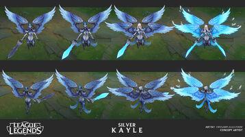 Kayle Update Silberne Konzept 01