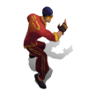 Lee Sin DragonFist (Ruby)
