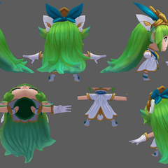 Star Guardian Lulu Model 2 (by Riot Artist <a href=