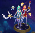 Miss Fortune Soraka StarGuardian model 01.jpg