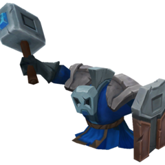 Blue Melee Minion <small>(Order)</small>