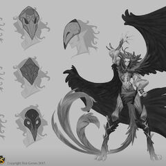 Rakan Concept 5 (by Riot Artist <a href=