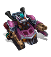 Rumble BadlandsBaron (Rose Quartz)