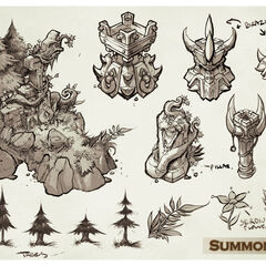 Summoner's Rift Update Concept 10 (by Riot Artist <a rel=