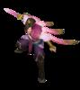 Talon Drachenklingen-Talon (Rosenquarz) M