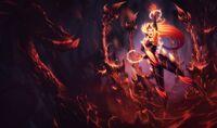 Zyra WildfireSkin