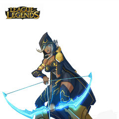 Ashe Concept 2 (by Riot Artist <a href=