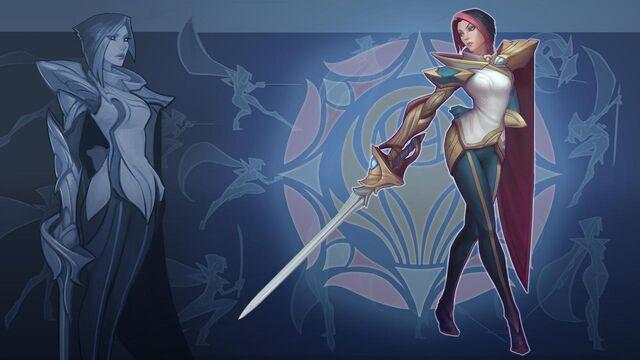 Fiora Update Concept 08