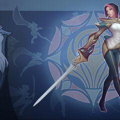 Fiora Update Concept 8 (by Riot Artist <a href=