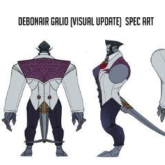 Debonair Galio Update Concept 3 (by Riot Artist <a href=