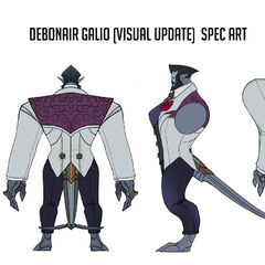 Debonair Galio Update Concept 3