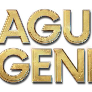 League of Legends Update Logo Concept 2