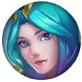 Lux ElementalistCircle Water