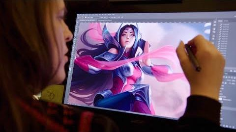 Remaking Irelia - Behind the Scenes League of Legends