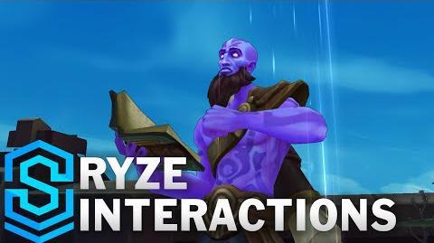 Ryze/Quotes