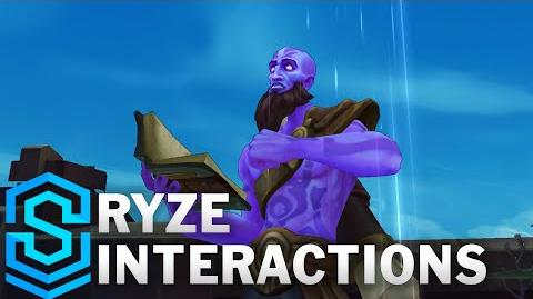 Ryze Special Interactions