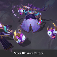 Spirit Blossom Thresh Model 3 (by Riot Artist <a href=