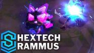 Hextech-Rammus - Pre-Release-Skin-Spotlight