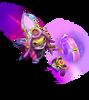 Lulu Kosmische Zauberin Lulu (Rosenquarz) M