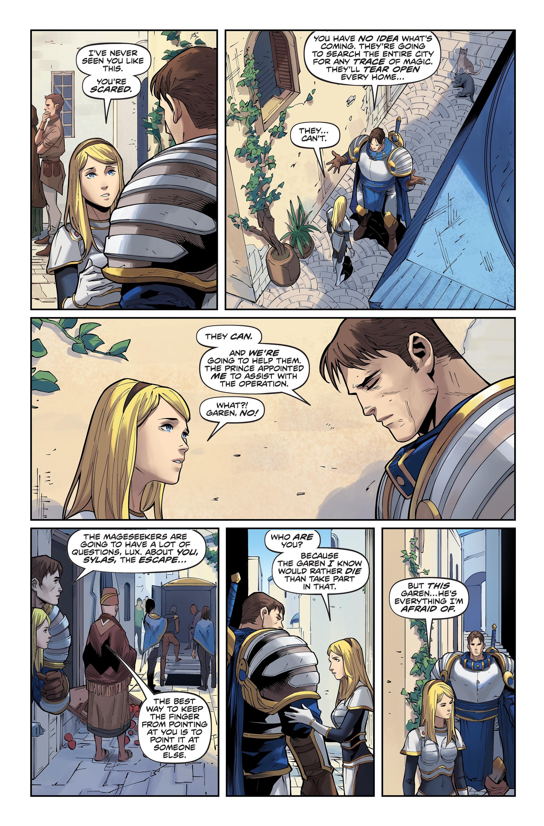 Lux Comic 5 pr08