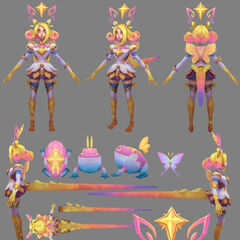 Prestige Star Guardian Neeko Model 1