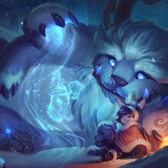 Nunu & Willump Update Splash Log-in Still