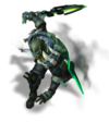 Pyke PsyOps (Emerald)