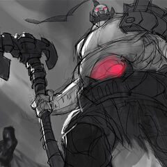 Sion Update Splash Concept 4 (by Riot Artist <a href=