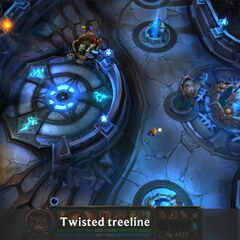 Twisted Treeline Update Concept 2 (by Riot Artist <a href=