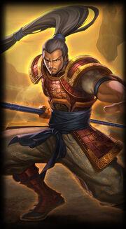 Xin Zhao.Imperialny Xin Zhao.portret.jpg