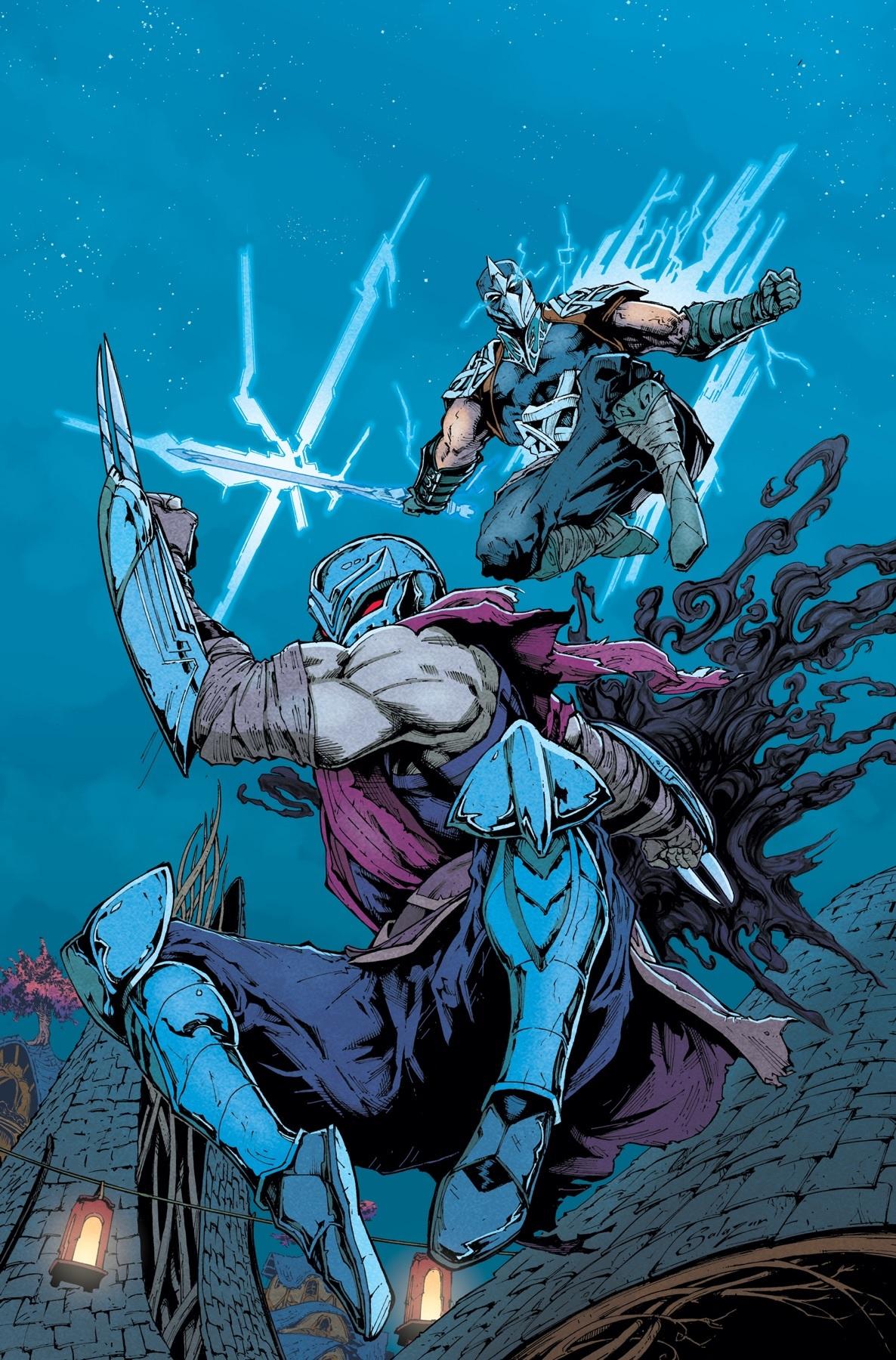 Zed Comic 4 Cover 2