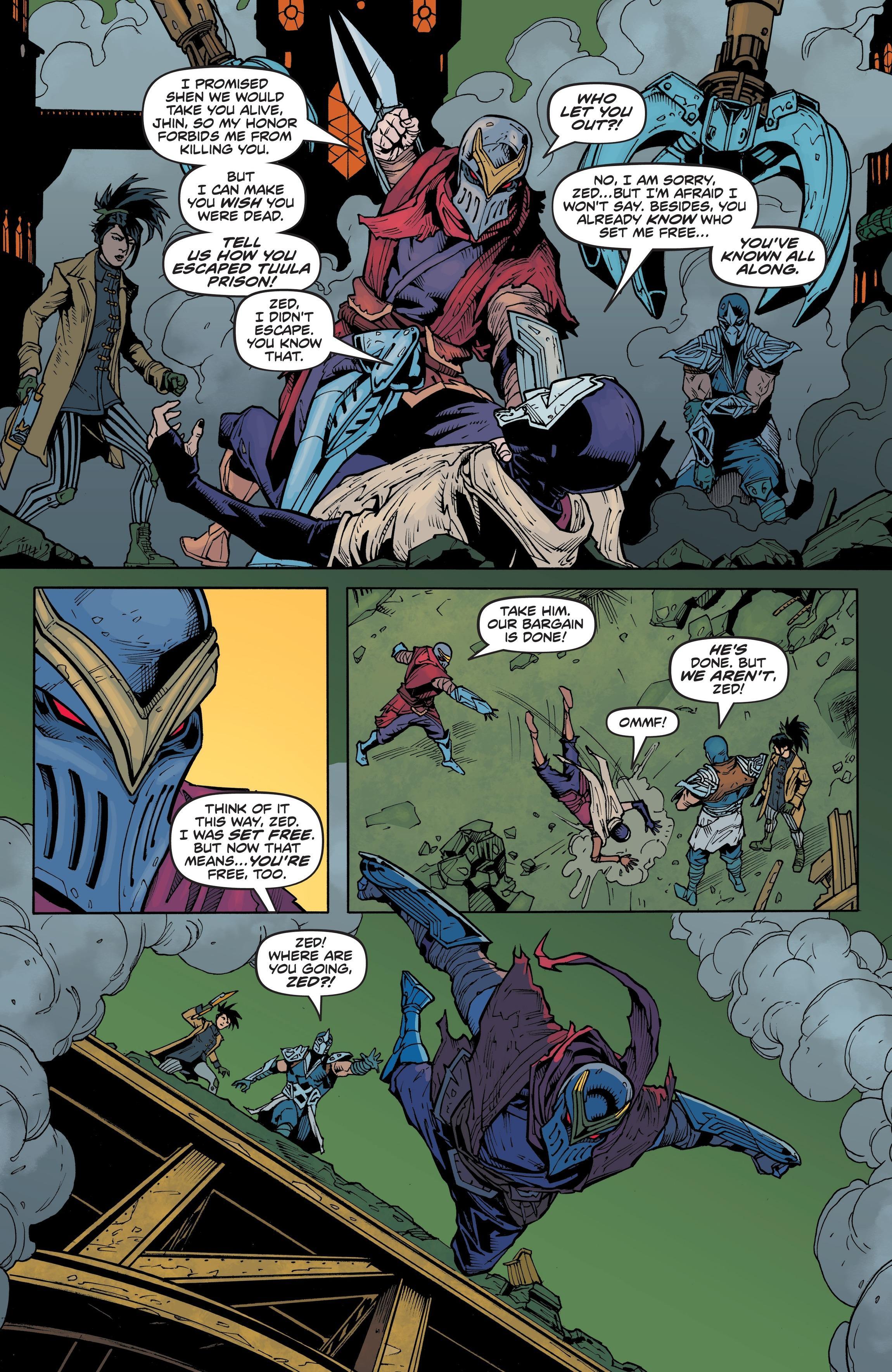 Zed Comic 6 pr11