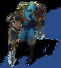 Zed Shockblade (Aquamarine)