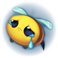 Bee Sad Emote.png