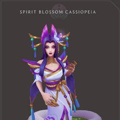 Spirit Blossom Cassiopeia Model 2 (by Riot Artist <a href=